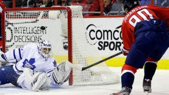 Maple Leafs 3 - Capitals 2