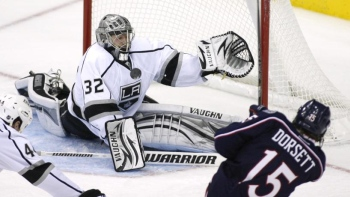 Kings 4 - Blue Jackets 2