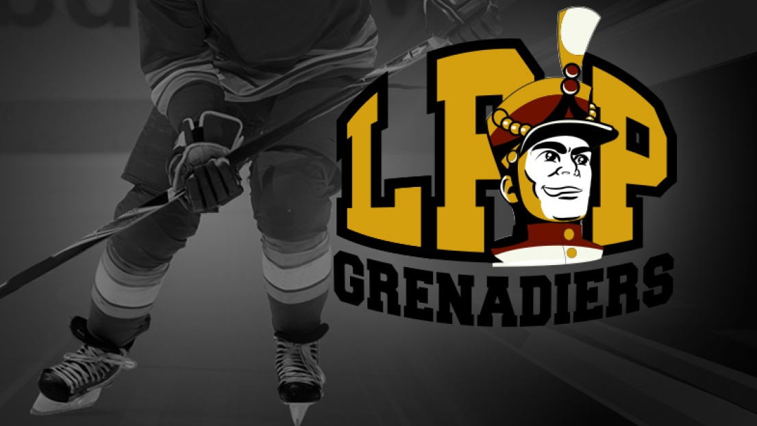 Image Logo Grenadiers de Chateauguay