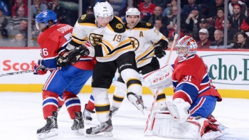 En son et images : Bruins-Canadiens