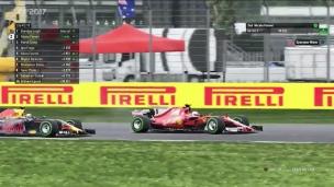 Immersion complète dans F1 2017 avec les eSports