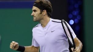 Federer rejoint Nadal en finale