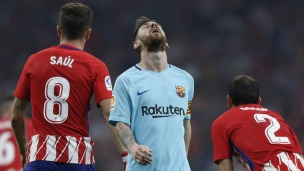 Atletico Madrid 1 - FC Barcelone 1