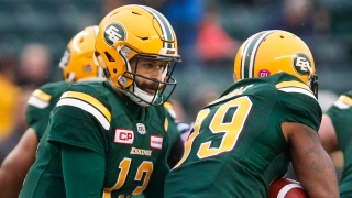 Mike Reilly et C.J. Gable