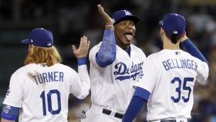 Cubs 2 - Dodgers 5