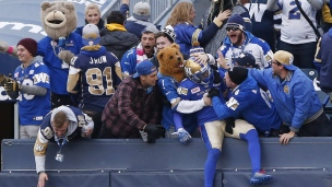 Lions 20 - Blue Bombers 26