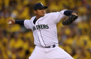 Mariners : Felix Hernandez est sur la touche