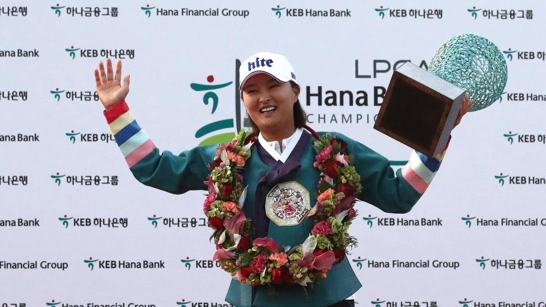 Un premier titre pour Jin Young Ko — LPGA