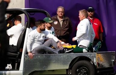 Rodgers a été opéré, saison compromise