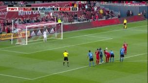 Giovinco rate le penalty... deux fois!