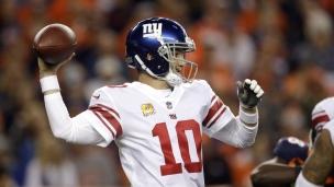 Giants 23 - Broncos 10