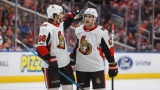 Mike Hoffman et Chris Wideman