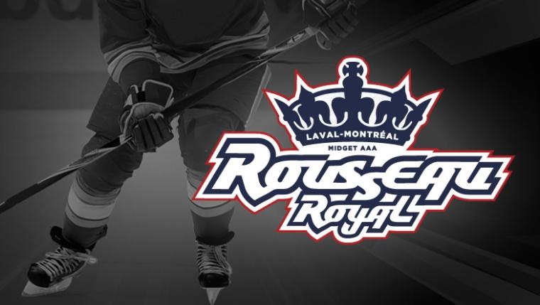 Image Logo Rousseau Royal de Laval Montréal