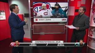 L'adversaire : Canadiens-Sharks