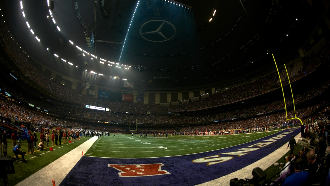 Panne de courant au Super Bowl XLVII