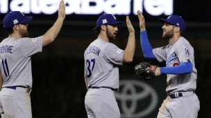 Dodgers 6 - Cubs 1