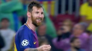 Messi marque son 100e en C1