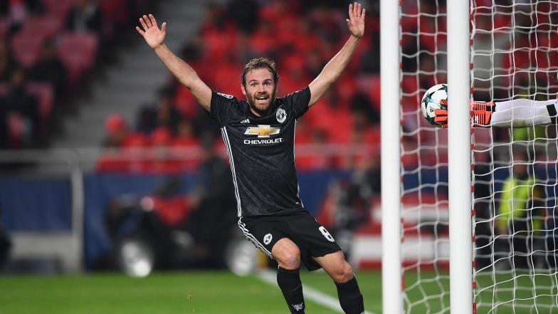 Juan Mata, de Manchester United
