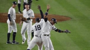 Astros 0 - Yankees 5