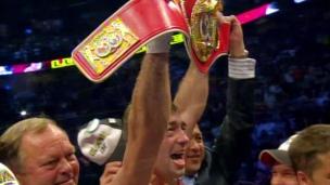 Il y a 10 ans, Lucian Bute devenait champion du monde