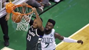 Bucks 108 - Celtics 100