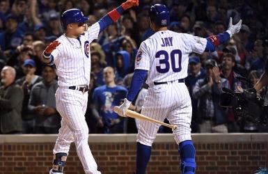 MLB : les Cubs survivent un jour de plus