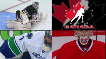 L'équipe Canada pour les Jeux olympiques de 2014