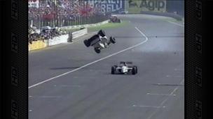 Des bloopers en F1, ça existe!