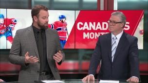 Canadiens : Retour sur le match contre les Kings