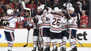 Oilers 2 - Blackhawks 1
