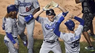 Dodgers 11 - Cubs 1