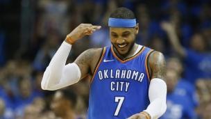 Knicks 84 - Thunder 105