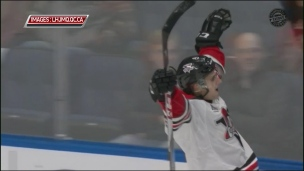 Voltigeurs 2 - Remparts 1 (prolongation)