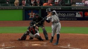 Judge redonne espoir aux Yankees