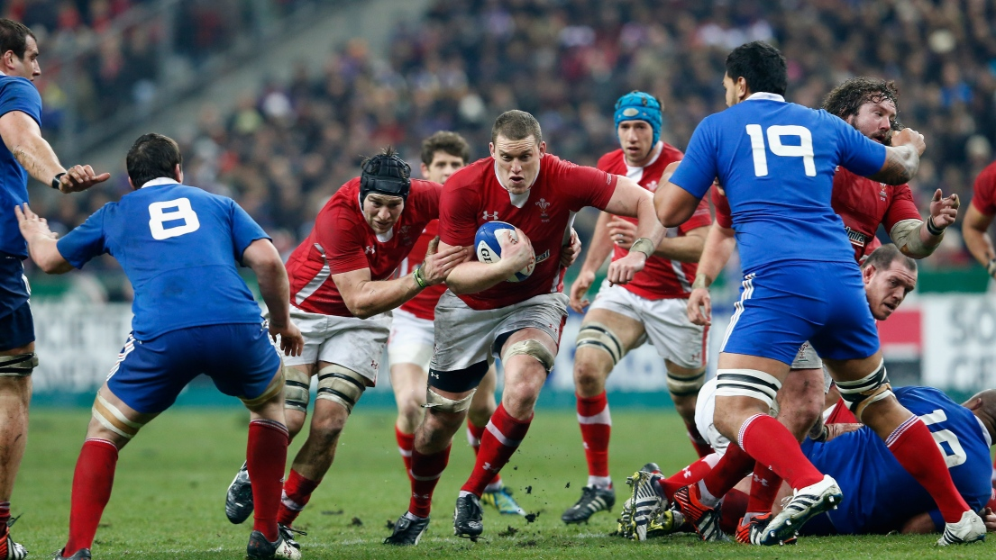 Tournoi des six nations : France c. pays de Galles