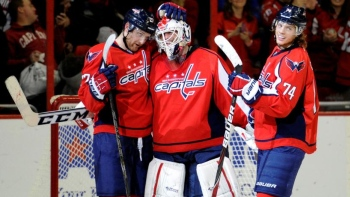 Panthers 0 - Capitals 5