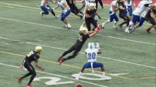 Carabins 0 - Rouge et Or 22