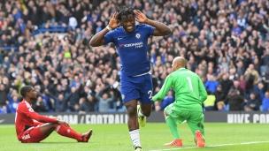 Chelsea 4 - Watford 2