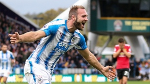 Huddersfield Town 2 - Manchester United 1