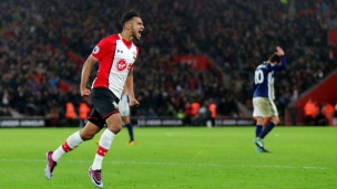 Southampton 1 - West Bromwich Albion 0