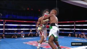 Machado s'empare de la ceinture WBA