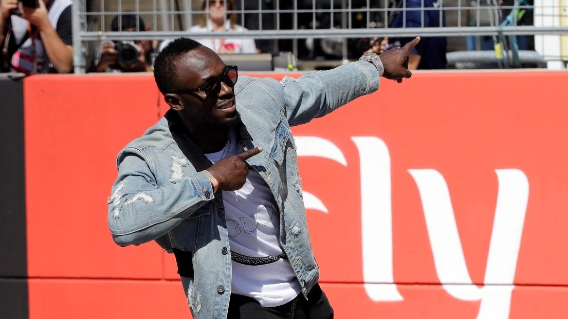 Athlétisme : la légende Usain Bolt père pour la première fois