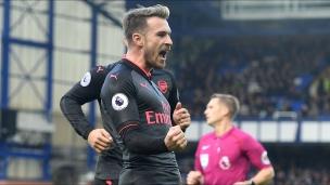 Everton 2 - Arsenal 5