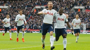 Tottenham 4 - Liverpool 1