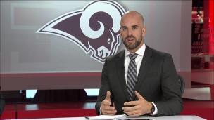 Les quatre essais : les Rams à prendre au sérieux