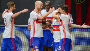 Atlanta United 2 - Toronto FC 2