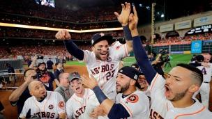 Top-5: Les Astros lors des séries 2017