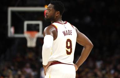 Cavs : Wade devient réserviste à sa demande