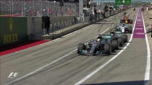 On décortique une autre victoire de Lewis Hamilton