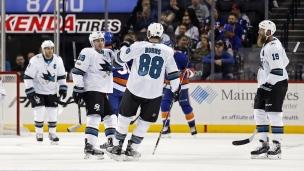 Sharks 4 - Rangers 1